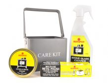 Hotspot Stove Maintenance Grey Care Kit Gift Set